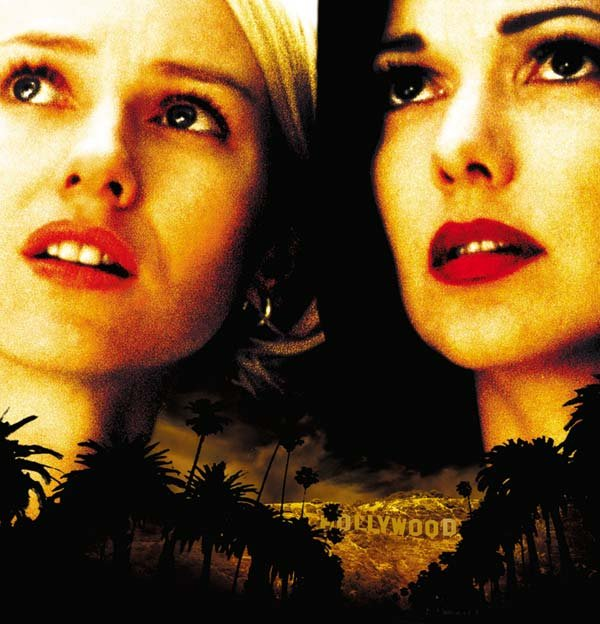 the movie projector mulholland drive california dreaming