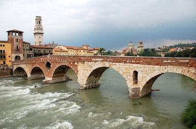 I ponti romani for Piani di progettazione di ponti gratuiti
