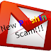 New Gmail Phishing  scam on roll.