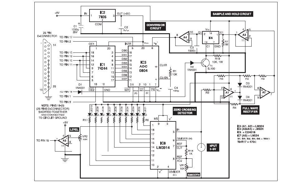 led 12 volt lead acid battery meter
