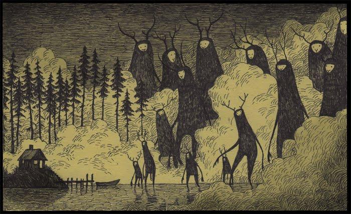 ukázka z Don Kenn Gallery