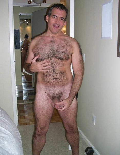 ordinary naked hairy guys