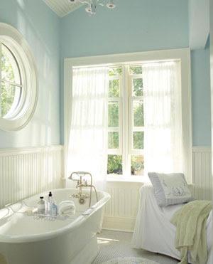 Lilac lane cottage more cottage bathroom inspiration for Cottage style bathroom designs