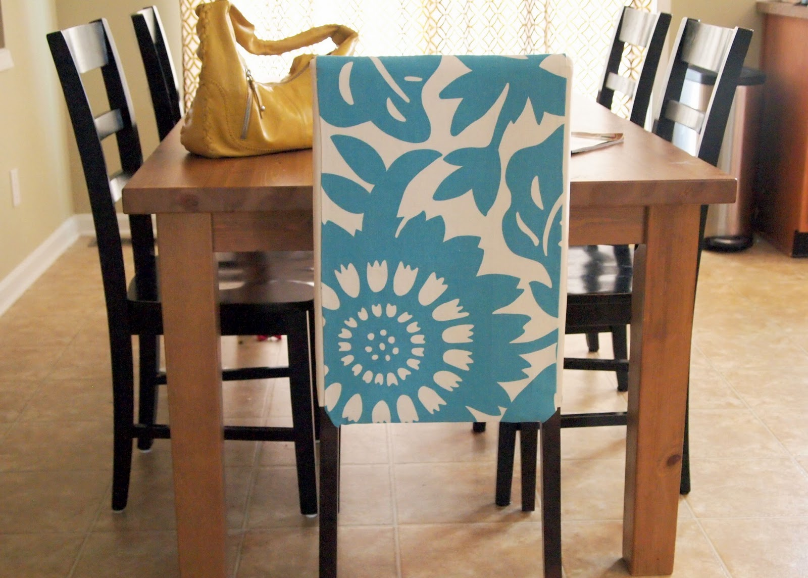 Chair Back Covers For Dining Room Chairs Best Storytime Loveyourroom My Morning Slip Cover Project Using
