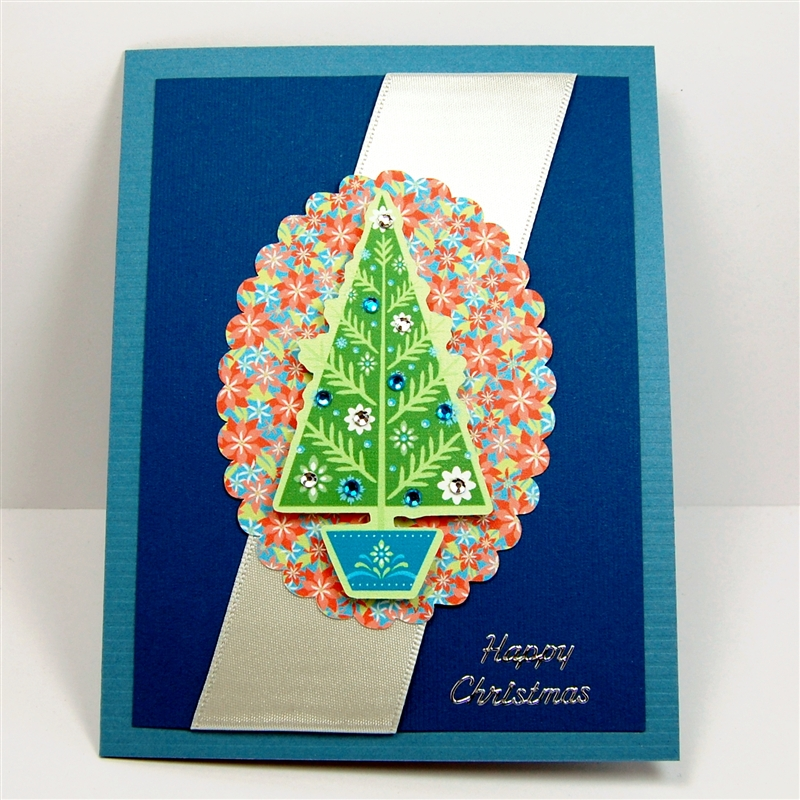 Capadia Designs Happy Christmas Card And Update Reminder