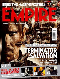 Empire Cover with Terminator 4