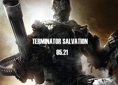 Terminator Salvation Release date on May 21, 2009