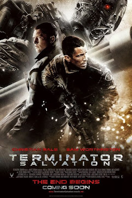 Terminator 4 - Christian Bale and Sam Worthington vs Terminator