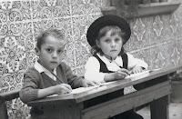 escuela de los 60