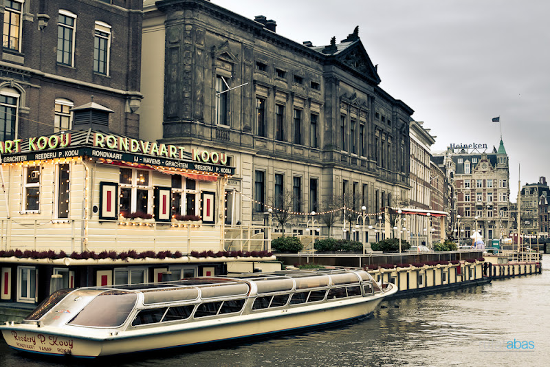 Amsterdam - city of canals