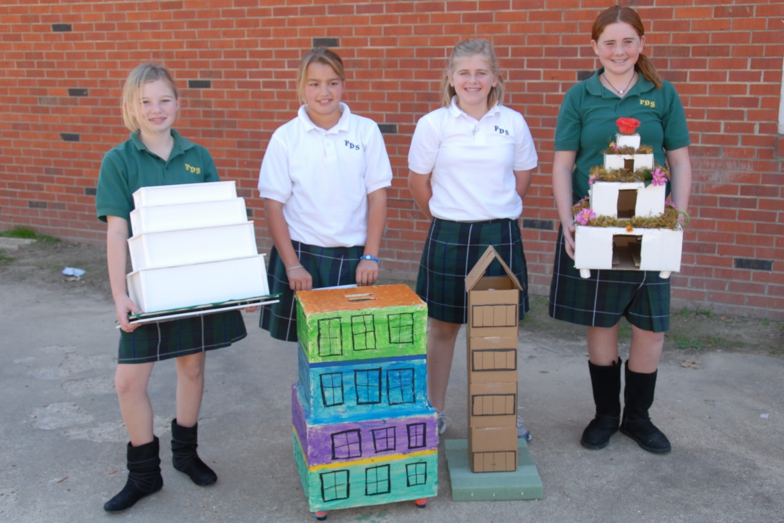 Pds 6th Grade Earthquake Projects