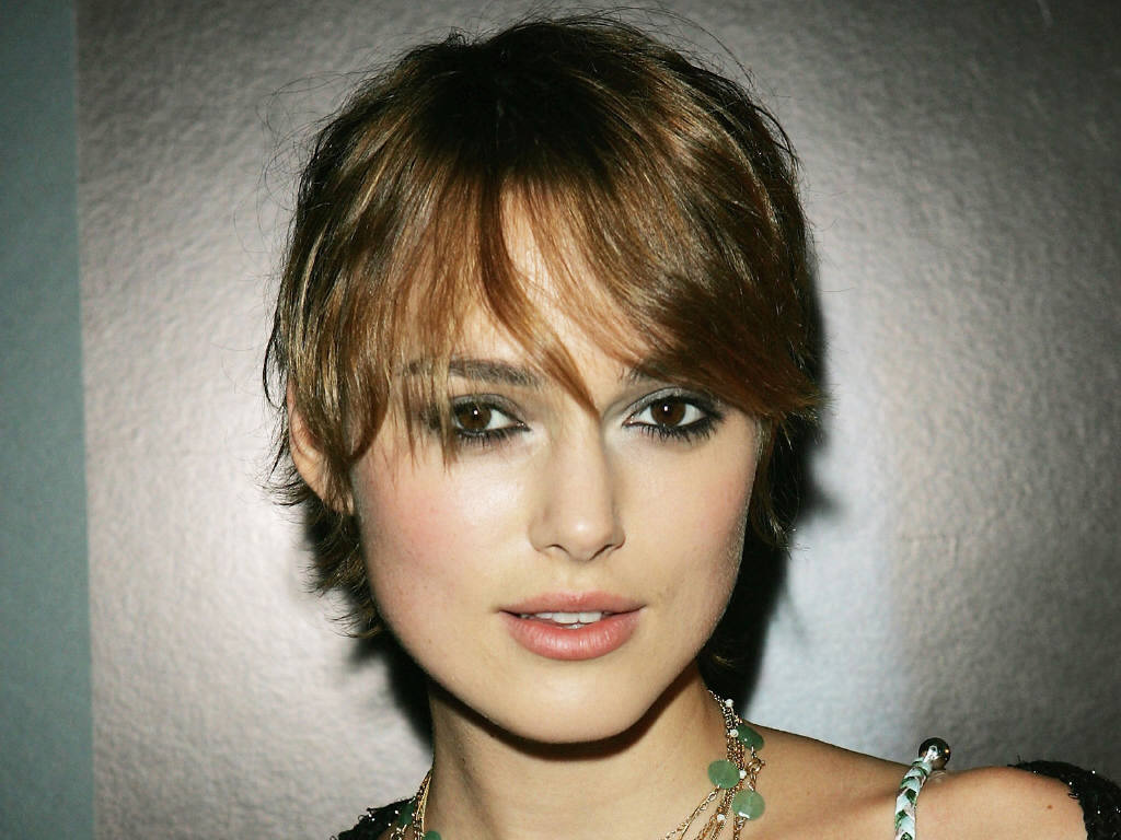 keira knightley's short hairstyles | hairstyles and haircuts