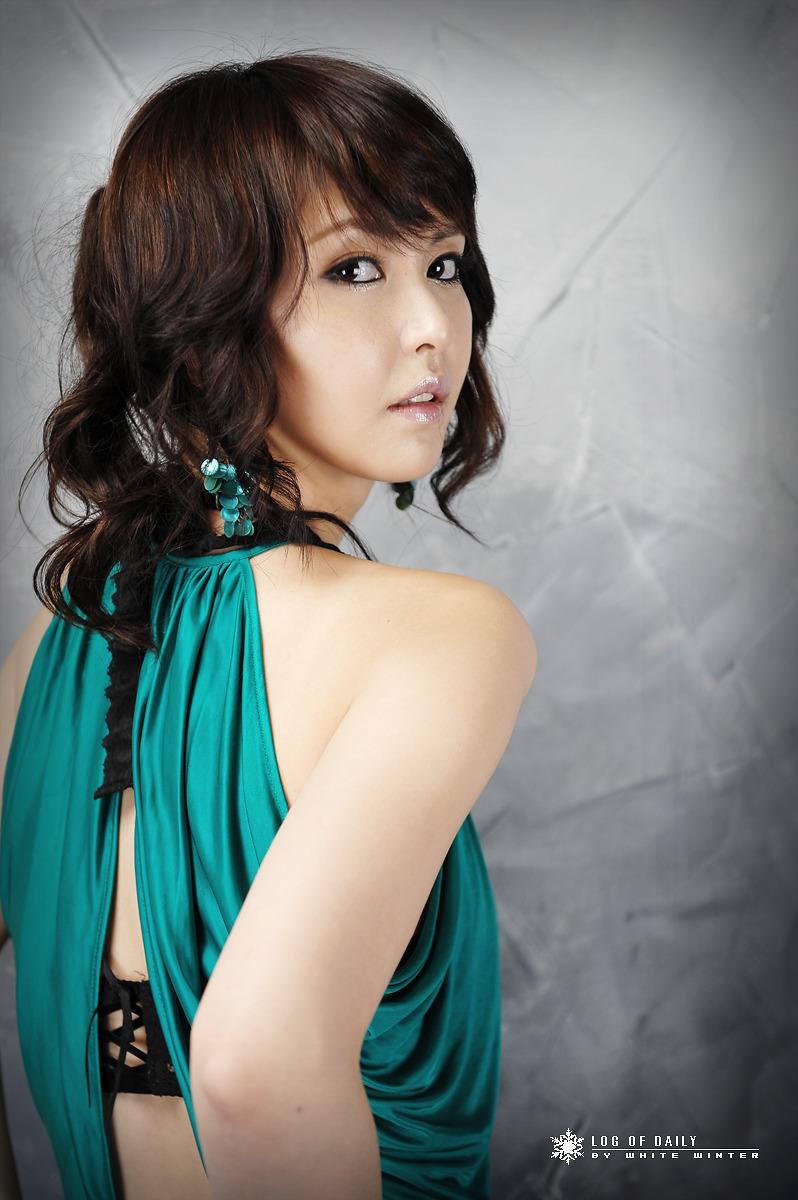 Asian Hot Celebrity: Kang Yui ! A top Korean Race Queen ...