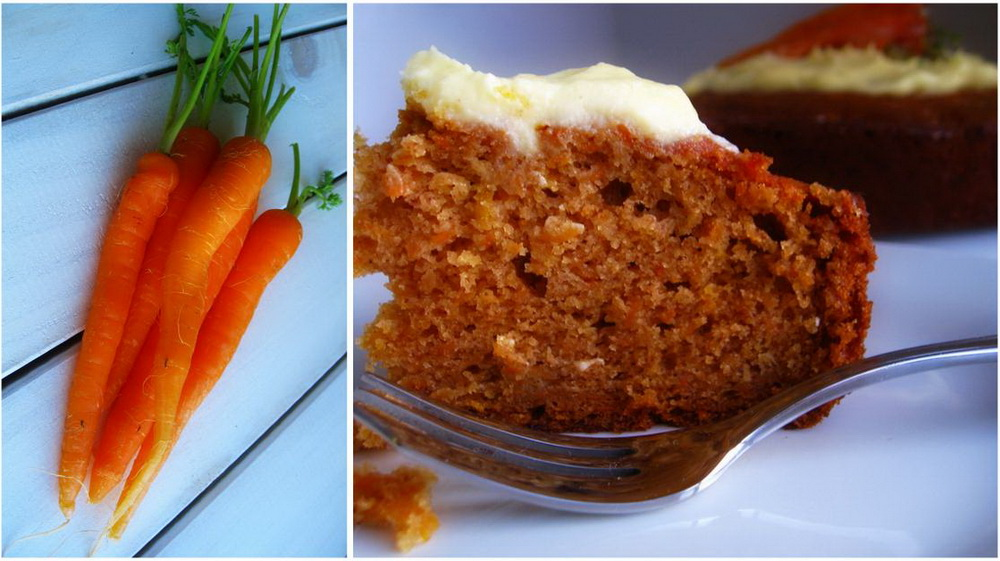 Carrots For Carrot Cake Cake History Notes Aldente