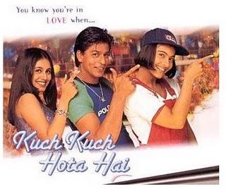 Kuch Kuch Hota Hai Shahrukh Khan Kajol Rani Mukharjee Bollywood