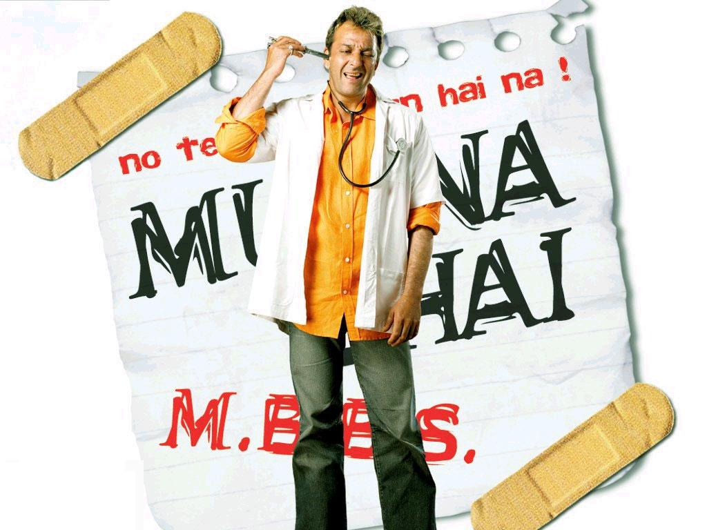 Munna Bhai MBBS - Sanjay Dutt Bollywood Hindi Movie Online ...