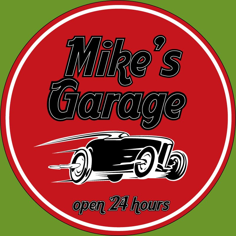 Michael's Portfolio: Mike's Garage Open 24 Hours