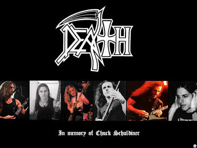 Metal Wallpapers Death In Memory Of The Great Chuck