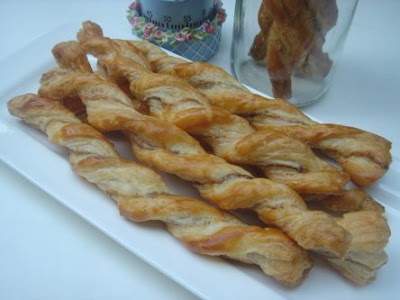Yochana S Cake Delight Puff Pastry Cheese Stick