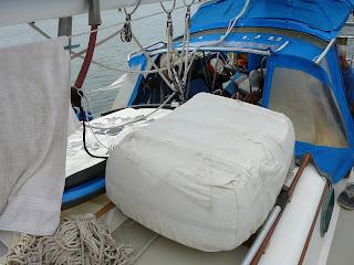 Sea Tern : Life Raft