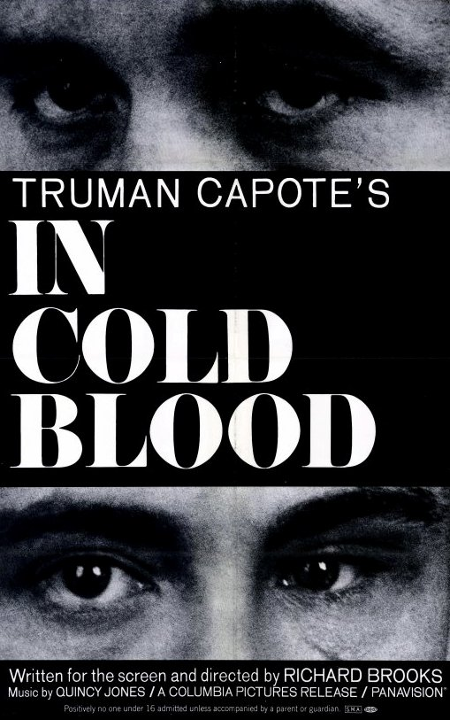 movie comparison of in a cold blood by truman capote Buy in cold blood at walmartcom  movies & tv  compare all 4 sellers  as  truman capote reconstructs the murder and the investigation that led to the.