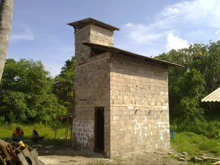 evgreenbirdnest Model Rumah Burung Walit