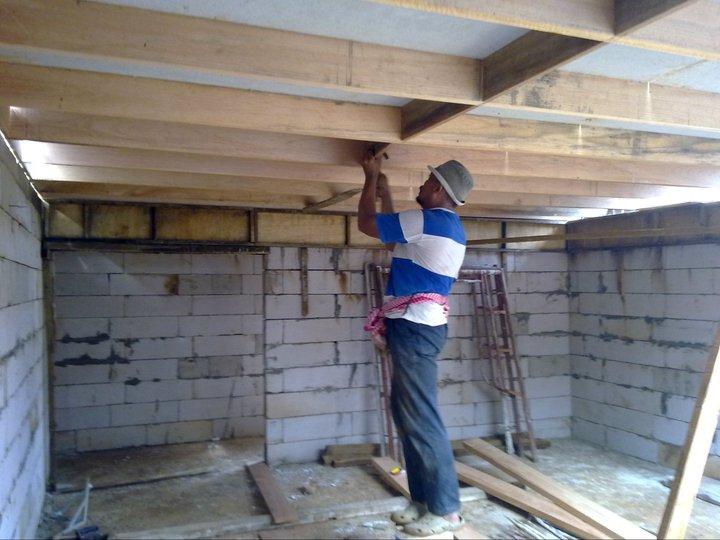evgreenbirdnest Proses Pembinaan Rumah Burung Walit Di Kg