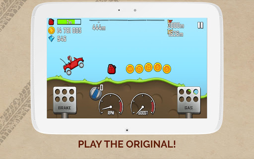 Hill Climb Racing Full Tiền