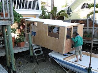 Houseboat Homemade Houseboat Homemade