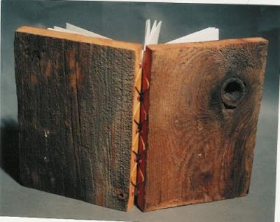 New Fun Pics Amazing Wooden Book Covers