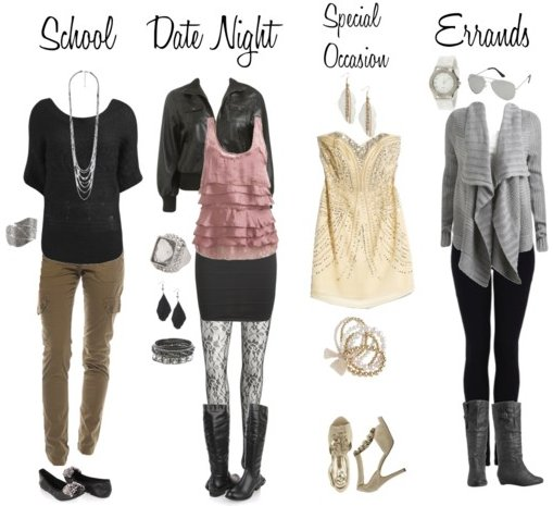 Rainy Birthday Outfit: AllGLAMMEDup: Winter Outfits
