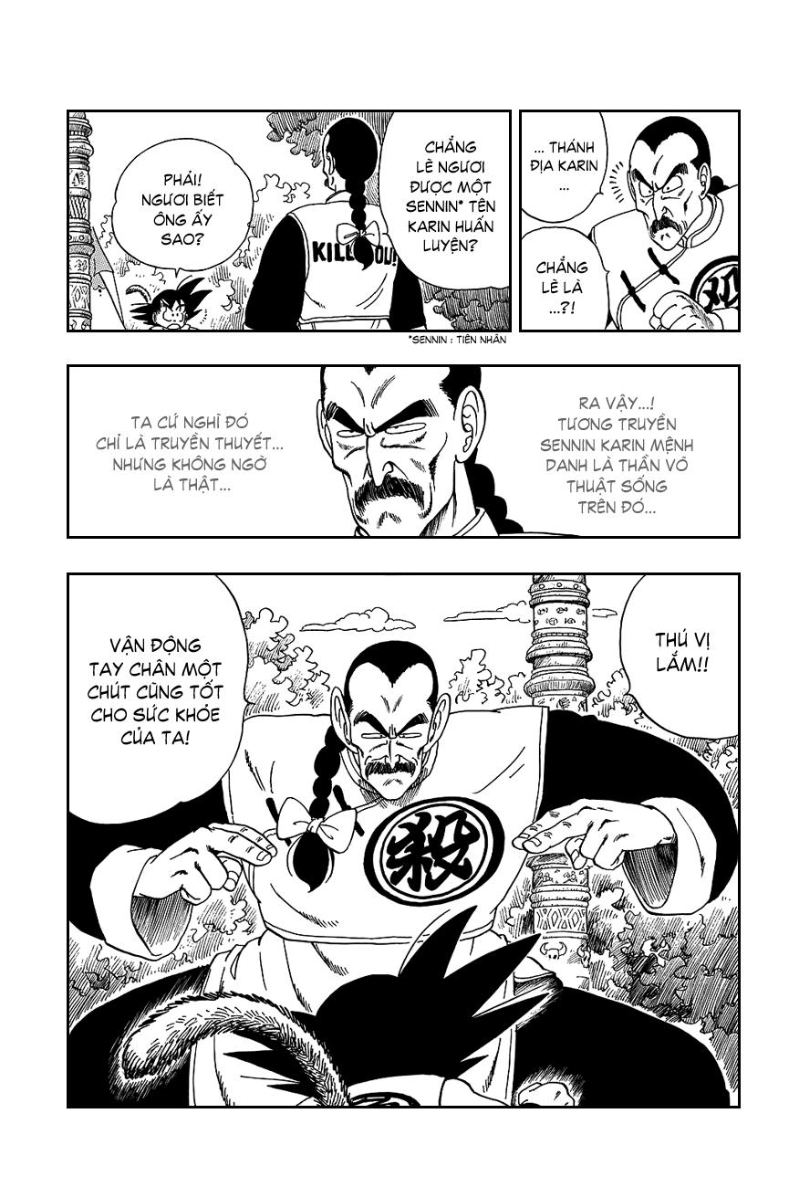Dragon Ball chap 90 trang 15