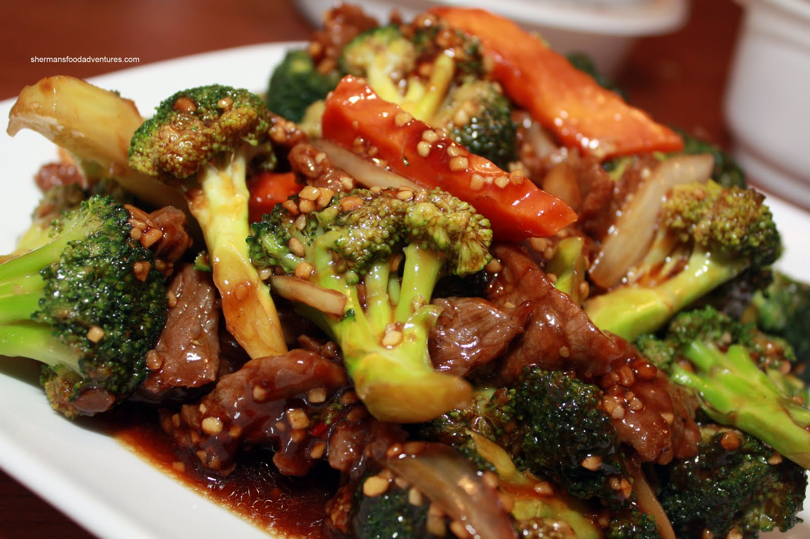 what is hunan beef chinese food