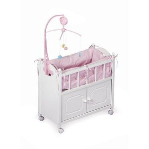 Toys Doll Crib 57