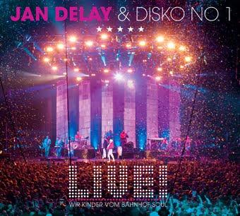 JAN DELAY & DISKO NO.1 - LIVE! - Album