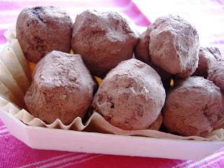 Wee Treats By Tammy Hazelnut Cinnamon Truffles