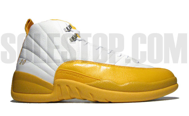 pretty nice 66bf4 c2416 New Air Jordan Retro XII 12 Gary Payton PE   Kickzsofresh.com