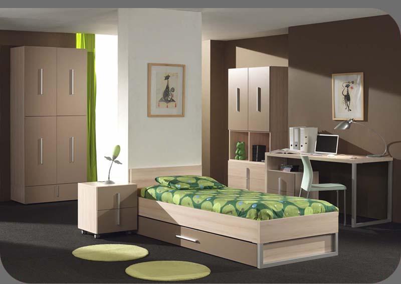Moderno dormitorios rec maras juveniles por recor - Imagenes de dormitorios juveniles ...