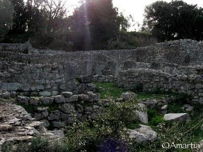 Meléatas Epidaure Argolide Peloponnèse Grèce
