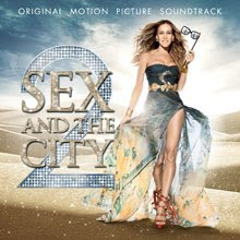 Sex and the City 2 Soundtrack/Filmmusik