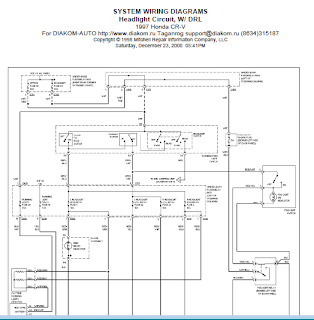 honda crv wiring diagram 1998 2002 honda crv wiring diagram repair-manuals: 1997 honda crv wiring diagram