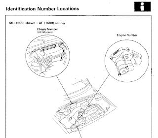 repair-manuals: 1986 Honda CRX Repair Manual