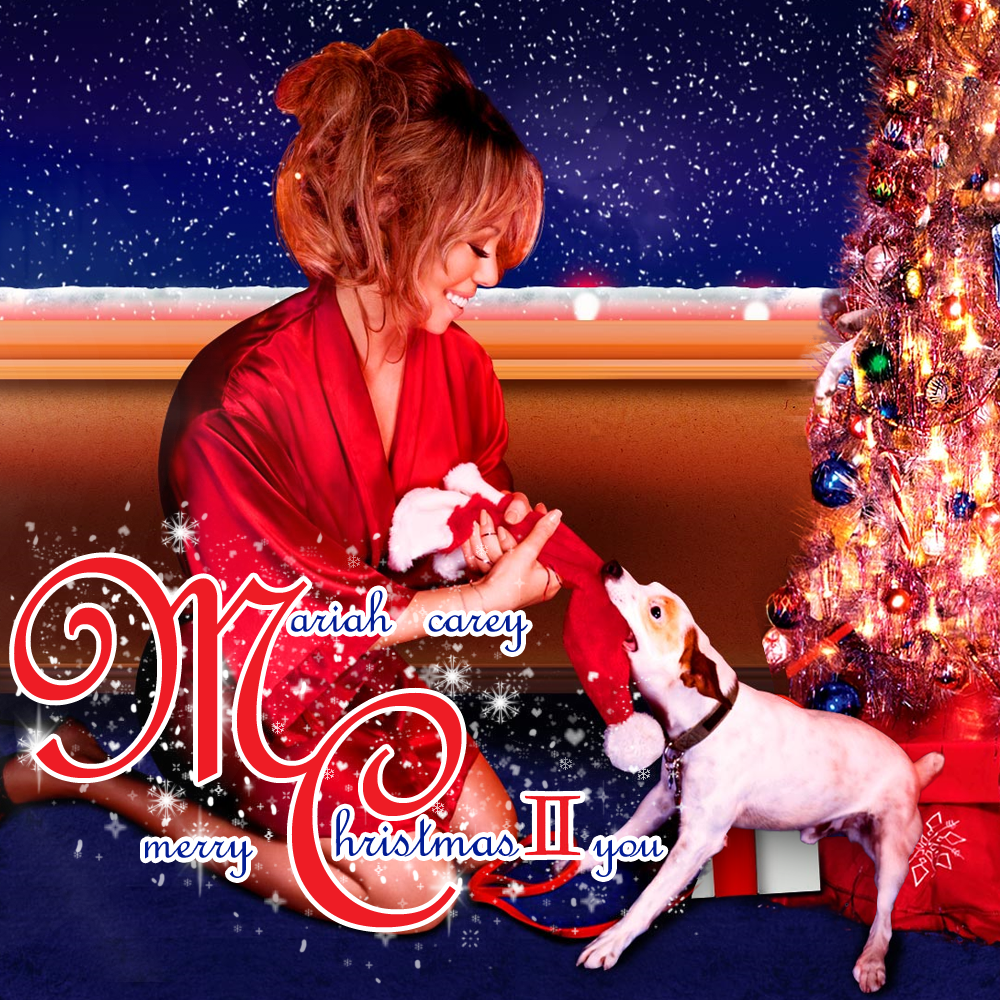 Mariah Carey - Merry Christmas II You | Fan Made Album ...