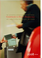 Guidebook to Direct Democracy