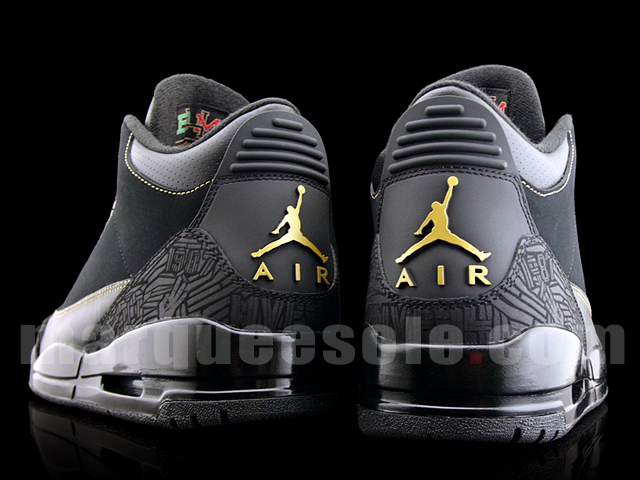 new style f8581 d7f33 The Black History Month Air Jordan Retro 3 will drop as a Quickstrike and  Jordan retailers next month. Keep reading as I will keep you all posted on  updates ...