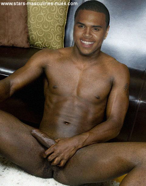 Authoritative answer, chris brown fake nude pics