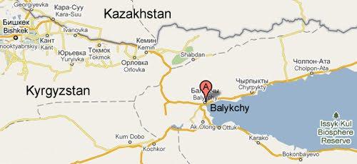 Call girl Balykchy
