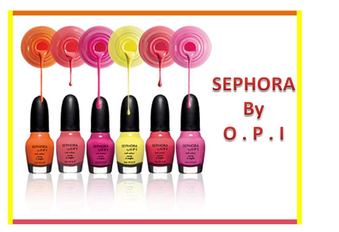 Nail Polish Of The World 4 Sephora Nail Colour