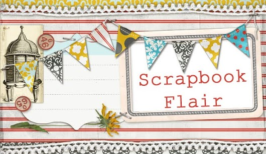 Scrapbook Flair: Bikini Time for Couture Creations and Core'dinations Blog Hop!!!!!