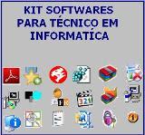 Kit Informatica2 Kit Softwares para Técnico em Informatica 2010